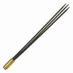 New JBL #845 Hardened Steel Paralyzer Tip with Spring Steel Tines - 6mm - Paralyzer Tip