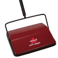 BissellProducts Sweeper Floor Red, Sold as 1 Each