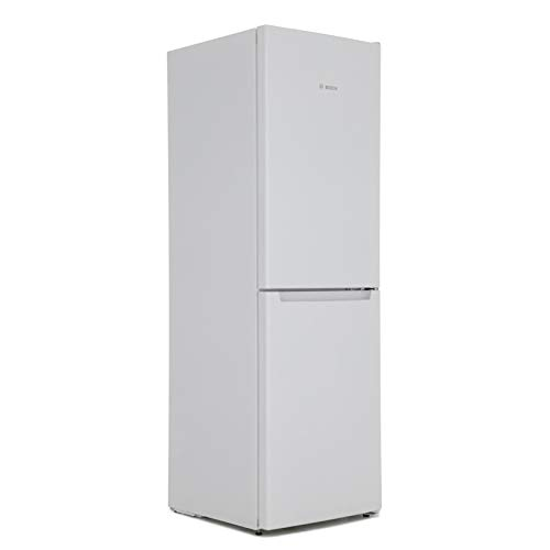 Bosch Serie 2 KGN34NW3AG Freestanding White NoFrost Fridge Freezer with A++...