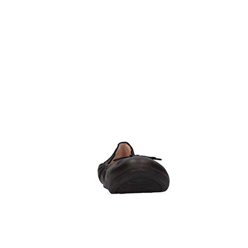 Unisa Cresy F16 RI Black Ballerines enfant Noir