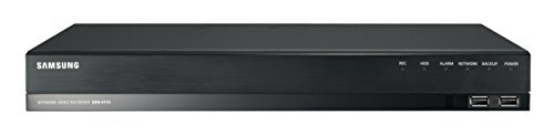 Samsung SRN-472S 4 Channel Network Video Recorder with PoE Switch
