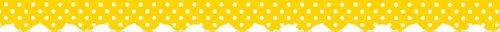 teacher-created-resources-yellow-mini-polka-dots-border-trim-yellow-4668