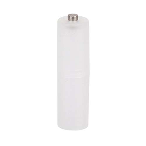 SODIAL Plastic Battery Adaptor Converter Case Holder Switcher for AAA to AA Battery