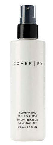 Cover FX Illuminating Setting Spray, 4 Ounce by Cover FX (Image #1)