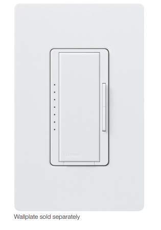 - Lutron MA-PRO-WH C.L Pro Dimmer 250W LED, 500W INC/HAL, 400VA MLV, 500W ELV