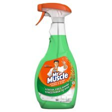 (Mr Muscle Window And Glass Cleaner 500ML)
