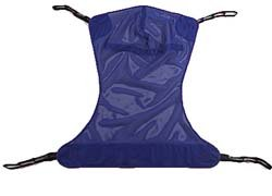 Invacare Reliant Full Body Sling (Options - Size: X-Large Upholstery: Mesh Model Choice: Full Body with Commode) Invacare Reliant Lift Models