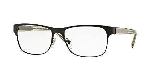 Burberry Men's BE1289 Eyeglasses Matte Black 55mm