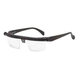 Emergensee Variable Focus Eyewear, Light Grey/Dark Grey Frame [1 Each (Single)]