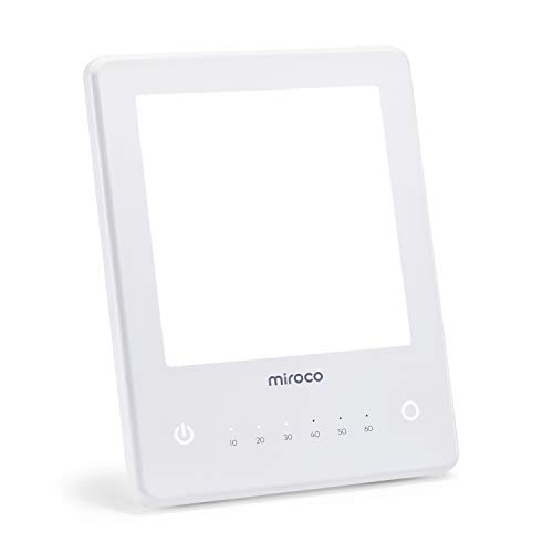 Light Therapy Miroco Bright White