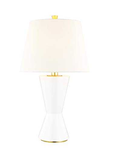 Hudson Valley L1040-MW One Light Table Lamp from The Ashland Collection MW