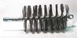 (Tough Guy Flue Brush, Dia 2 3/4, 1/4 MNPT, Length 8 3EDH5-1)
