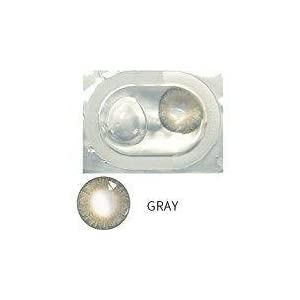 Adoeve Women Materials Multicolor Cute Charm and Attractive Contact Lenses (Gray, 2PC)
