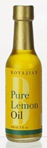 Boyajian Pure Lemon Oil 5 ounce size