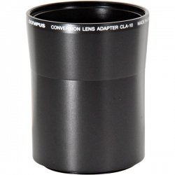 Lens Tube Adapter For The SP-550UZ Digital Camera by Olympus