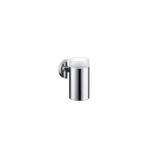 Hansgrohe 40518000 S and E Accessories Tooth Brush Holder, Chrome ()
