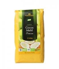 Cocos Mehl Bio DE-ÖKO-003 400g Packung