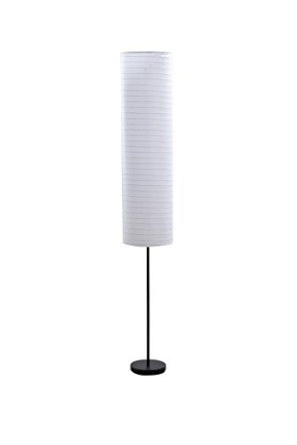 Amazon.com: Catalina 18583-000 Paper Stick Floor Lamp with
