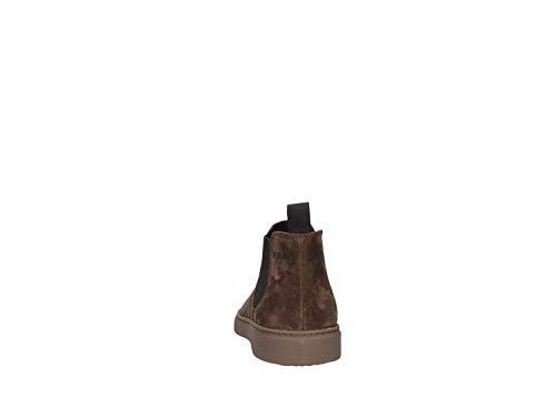 Stivaletto Chocolate 19b6 In Uomo Camoscio Frau Ax5RqnUq