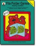 File Folder Games Reading and Math ()