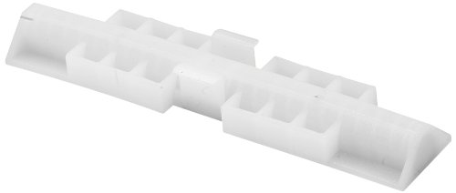 Prime-Line N 6539 Bi-Fold Door Slide Guide, Nylon,(Pack of 2)