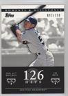 Ichiro Suzuki #92/150 (Baseball Card) 2007 Topps Moments & Milestones - [Base] #6-126