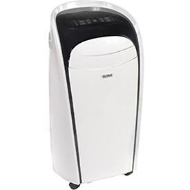 Portable Air Conditioner With Heat, 10k Btu Cool, 3, 400 Btu Heat, 115v
