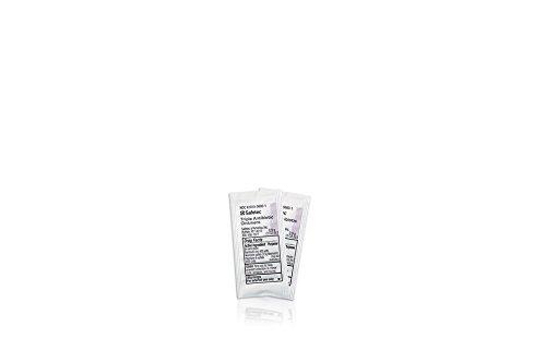 Safetec Triple Antibiotic Ointment, .9 g. pouch (bulk package - 2000 count)