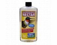 First Nature FN3052 16 oz Clear Hummingbird Nectar Concentrate