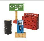 - Jay Jay the Jet Plane Wooden Adventure /system Tarrytown Airport Wood Scenery Pack