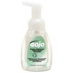 Green Certified Foam Soap, Fragrance-Free, Clear, 7.5oz Pump Bottle by Reg -
