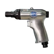 SHINANO SI-1065 6MM CAPACITY PISTOL GRIP TWO HAMMER PNEUMATIC (AIR) IMPACT DRIVER 13500RPM by Prasertsteel