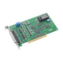 Advantech PCI-1713U-BE 100k, 12bit, 32ch Isolated AI Univ. PCI Card, an Analog Input Card for The PCI Bus, 32 Analog Input Channels with a Sampling Rate up to 100 kS/s.