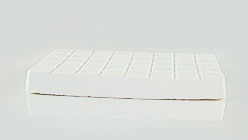 (Opaque White Soap - 2 Lb Block)