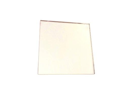 Mirror Glass Ajax - Ajax Scientific Plain Glass Mirror, 10cm Length x 10cm Width