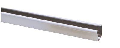 ALUMINUM REPLACEMENT TRACK FOR METAL BI-FOLD DOORS