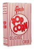 4E Close-top Popcorn Box, 250/Case