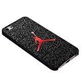 The Legend Michael Air Jordan For iPhone Case (iPhone 5/5S black)