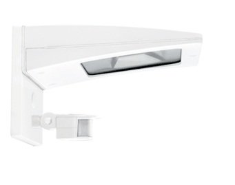 RAB Lighting WPLED13MSSW LPack LED Wall Pack Cool Surface Plate and Mini Sensor by RAB Lighting