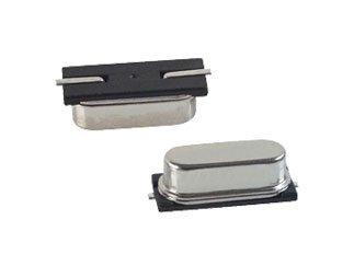 E1SNA Series 25 MHz 10 ppm 18 pF 0 to +70 C SMT Quartz Crystal Resonator, Pack of 1000 (E1SNA18-25.000M TR)