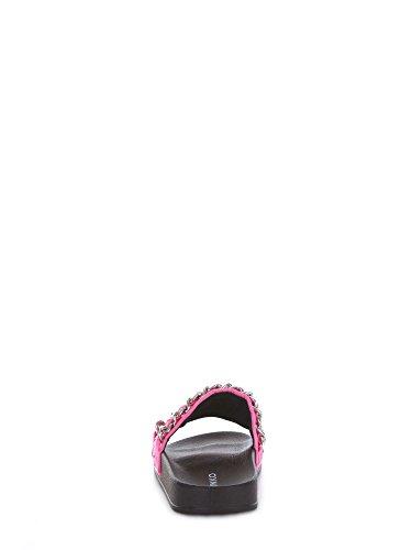 Pinko 1H20FS-Y4E1 Sandalias Mujer Fucsia