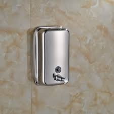bathroom hotel double soap lotion shower shampoo liquid dispenser container dispensers bottle body home item