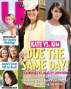 """Us Weekly Magazine Issue 958 June 24, 2013 """"Kate Vs. Kim Due the Same Day!"""""""