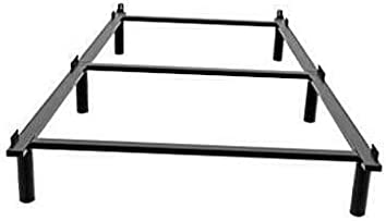Adjustable Metal Bed Frame for , 6-Leg Twin & Twin XL Bed Frame Bedroom Furniture Twin Bed Frames Queen Bed Bed Frame with headboard Queen Size Bed Frame Twin Bed Frames for Kids