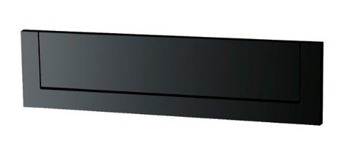 パナソニック サインポスト 口金MS型 ブラック CTCR6520B 1B-5サイズ ダイヤル錠付き 取り出し口蓋保持機能 郵便ポスト 郵便受け B00NHETG2E 22900