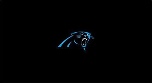 - Imperial Officially Licensed NFL Merchandise: 8-Foot Billiard/Pool Table Cloth, Carolina Panthers