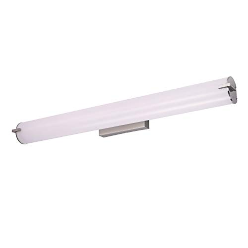 OSTWIN 36 LED Bathroom Wall Sconce Lighting Fixture, Bathroom Vanity Light 30W 150 W Repl 5000K Day Light, 2200Lm,Vertical or Horizontal Tube, 160 Beam Angle ETL and Energy Star Listed