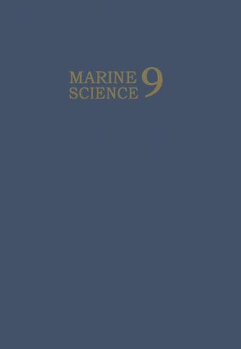 Marine Geology and Oceanography of the Pacific Manganese Nodule Province (Marine Science)