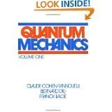 Quantum Mechanics, Cohen-Tannoudji, Claude and Laloe, Frank, 0471164321