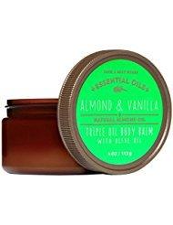 - Bath and Body Works Triple Olive Oil Balm Almond Vanilla 4 Ounce Jar